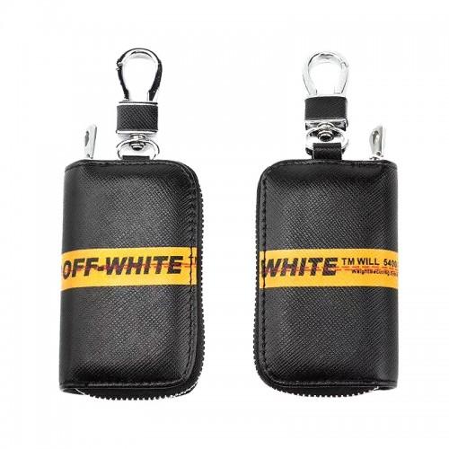 Μπρελόκ Πορτοφόλι Off-White (Design)