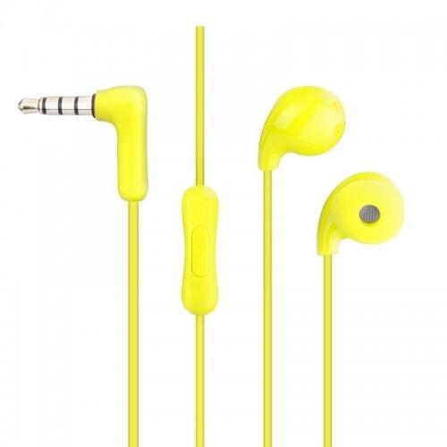 Ακουστικά WK Wi200 (Κίτρινο)