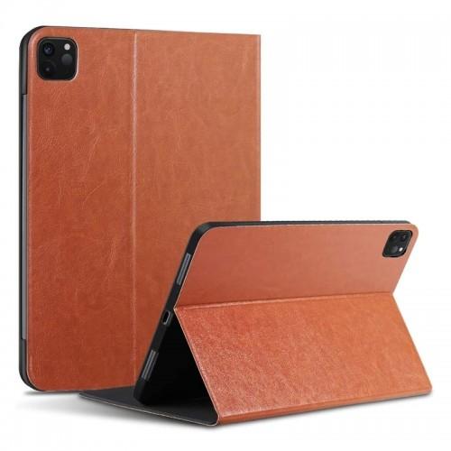 Θήκη X-Level Kite Series Flip Cover για iPad Pro 10.5 (Καφέ)