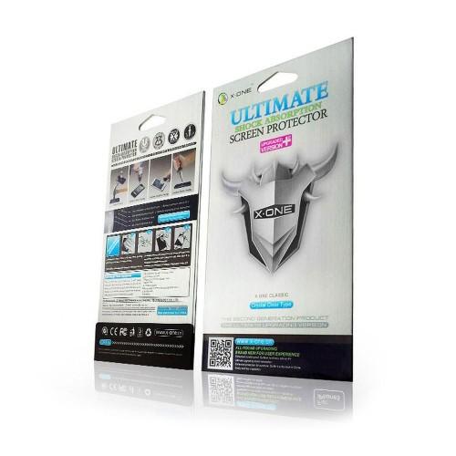"""Μεμβράνη Προστασίας X-ONE Shock V2+ για Apple iPad Pro (12,9"""") (Διάφανη)"""