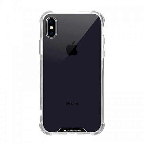 Θήκη Goospery Super Protect Case Back Cover για iPhone XS Max (Διαφανές)