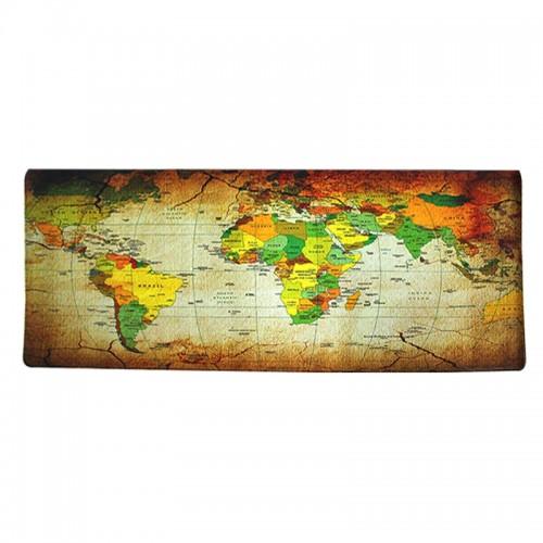 Gaming Mousepad World Map 2 XXL (Design)