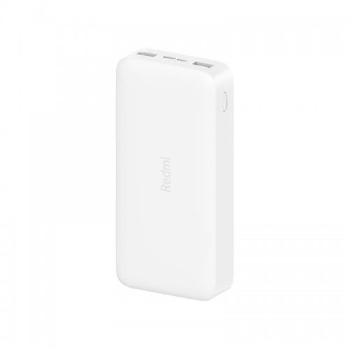 Xiaomi Redmi Powerbank 20000mAh 18W Fast Charge (White)