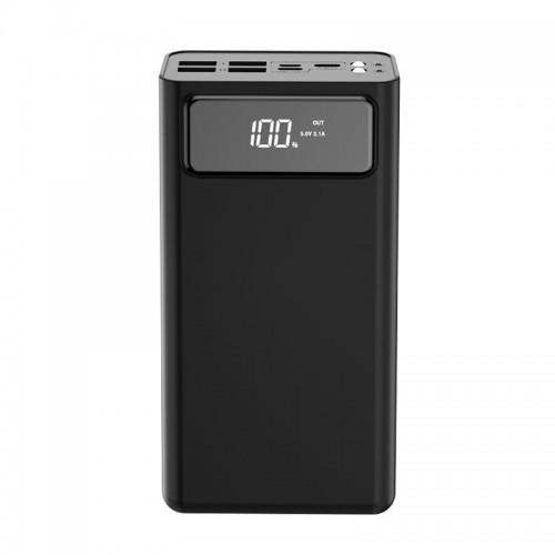 Powerbank XO PR125 50000mAh (Μαύρο)