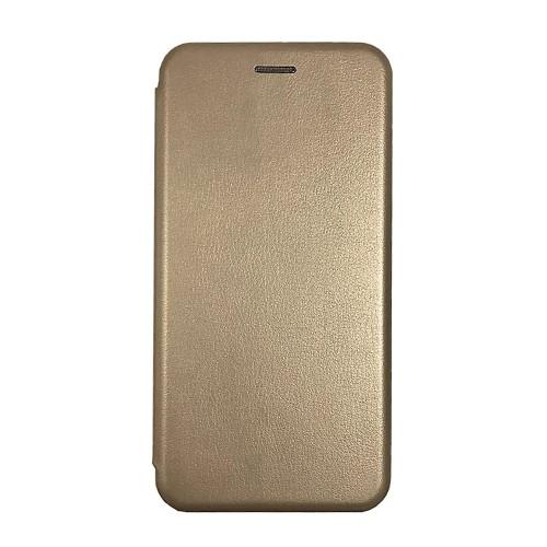 Θήκη MyMobi Flip Cover Elegance για Samsung Galaxy A32 5G (Χρυσό)