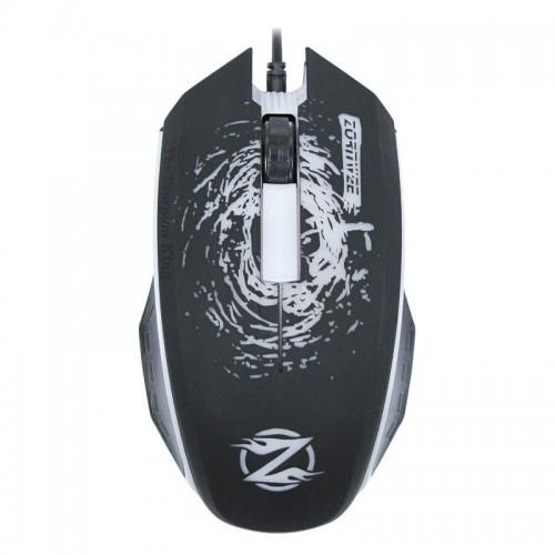 Gaming Ενσύρματο Ποντίκι ZORNWEE PIONEER XG73 (Μαύρο