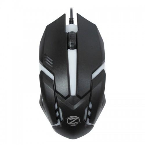 Gaming Ενσύρματο Ποντίκι ZORNWEE REVIVAL GM02 (Μαύρο)