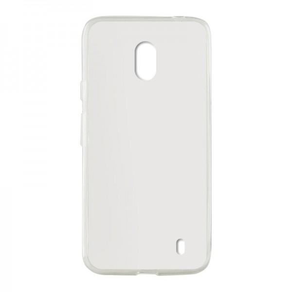 Θήκη MyMobi 2.0mm Σιλικόνης Back Cover για iPhone 12 mini (Διαφανές)