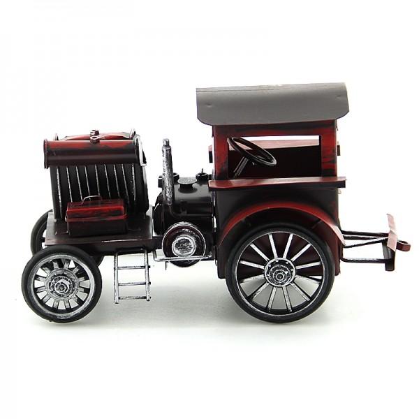 Διακοσμητικό Μεταλλικό Αυτοκίνητο Εποχής (Κόκκινο)