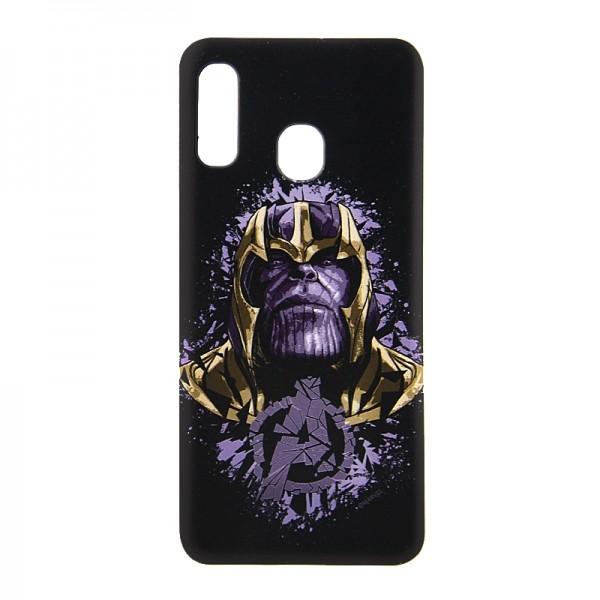Θήκη Marvel Thanos 008 Back Cover για Samsung Galaxy A20e (Design)