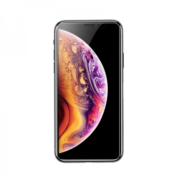 Baseus Full Tempered Glass για iPhone XS Max (Διαφανές)