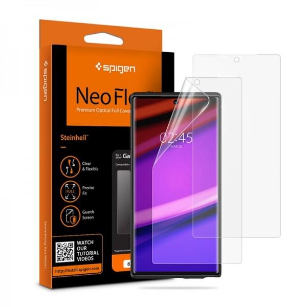 Μεμβράνη Προστασίας Spigen Neo Flex για Samsung Galaxy Note 10 Plus (Διαφανές)