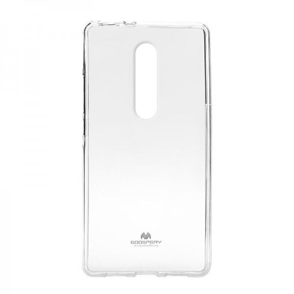Θήκη Jelly Case Back Cover για Xiaomi Mi 9T/ Redmi K20/ Redmi K20 Pro (Διαφανές)