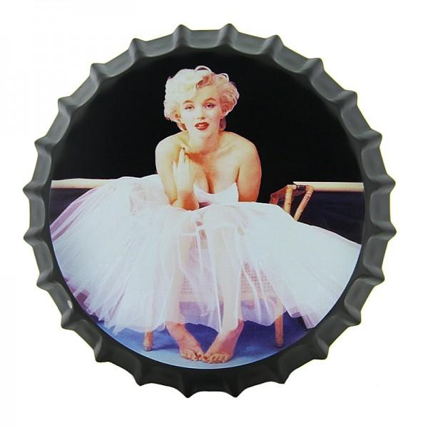 Διακοσμητικό Τοίχου Καπάκι Marilyn Monroe Ballerina (Design)