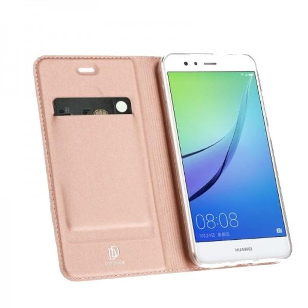 Θήκη Dux Ducis SkinPro Flip Cover για Samsung Galaxy A40 (Rose Gold)