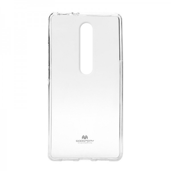 Θήκη Jelly Case Back Cover για Xiaomi Redmi 8 (Διαφανές)