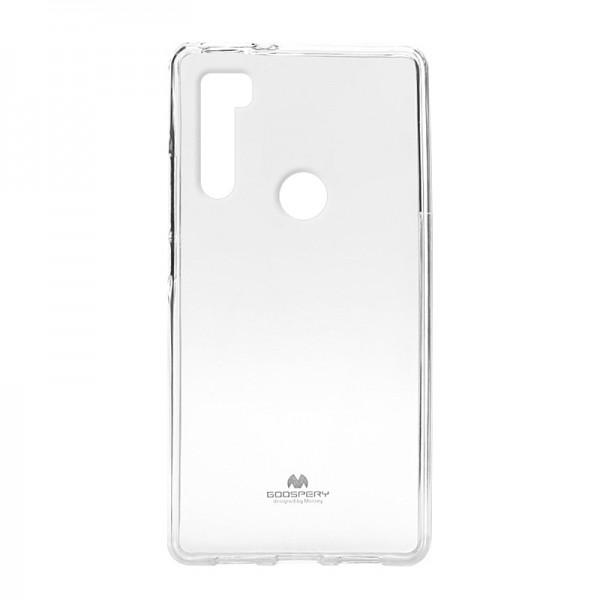 Θήκη Jelly Case Back Cover για Xiaomi Redmi Note 8 (Διαφανές)
